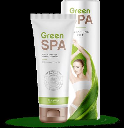 Green Spa Body Cream
