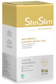 SteiSlim new formula support weight loss